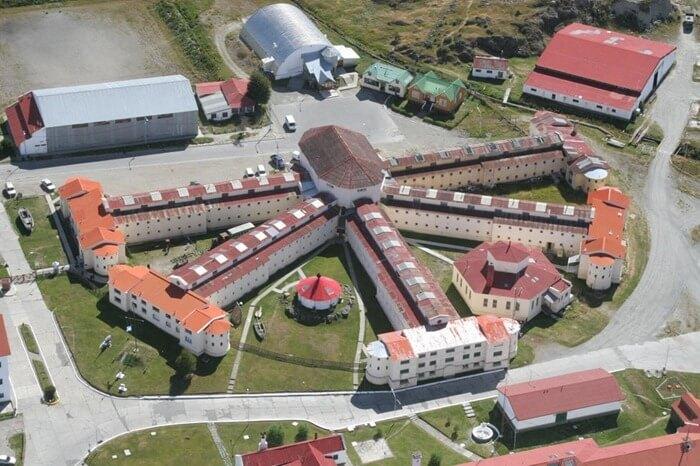 Тюрьма Ушуайи