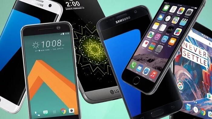 Популярные бренды смартфонов 2018