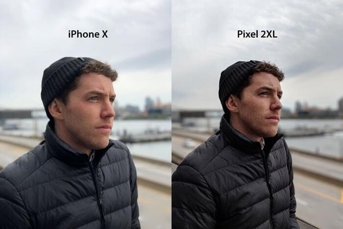 iPHONE-X-vs-Pixel2XL