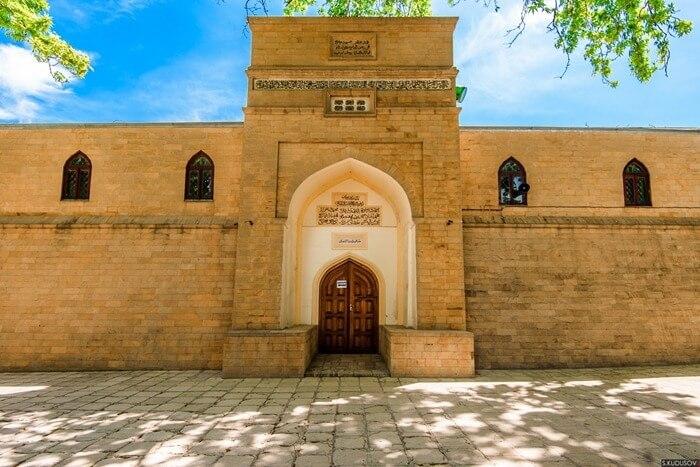 Старейшая мечеть России в Дербенте