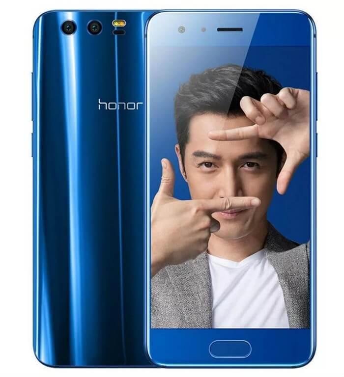 Honor 9 – красивый смартфон