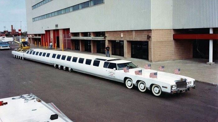 American Dream – самый длинный автомобиль в мире