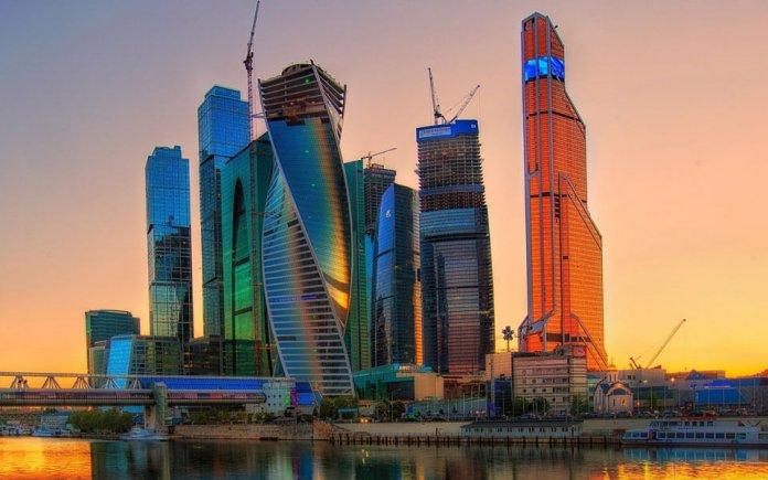 Самые высокие небоскребы России
