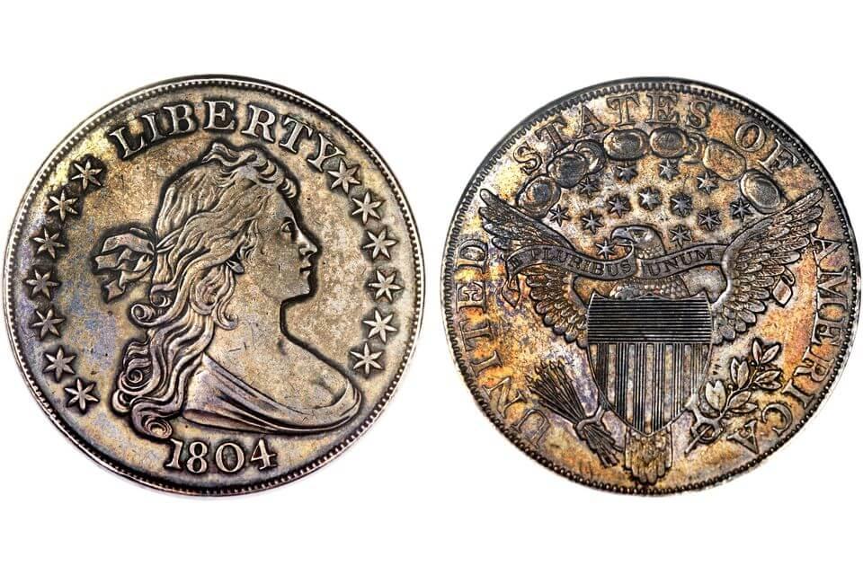Серебряный доллар, 1834 год