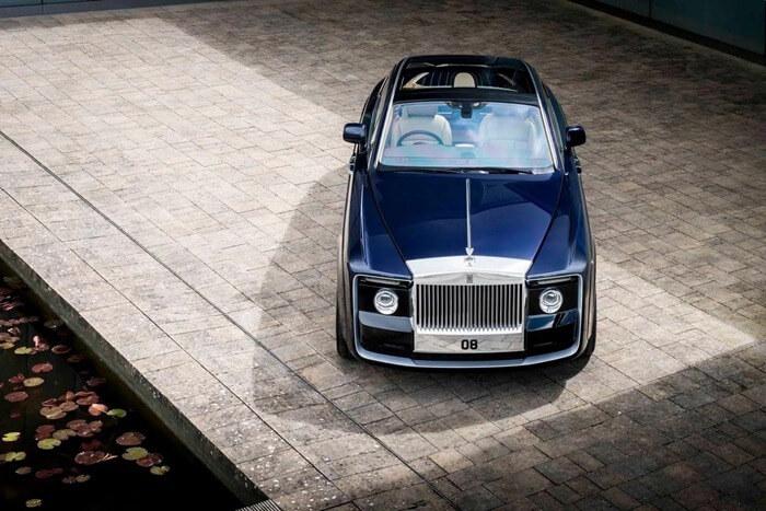 Rolls Royce Sweptail - самая дорогая машина в мире