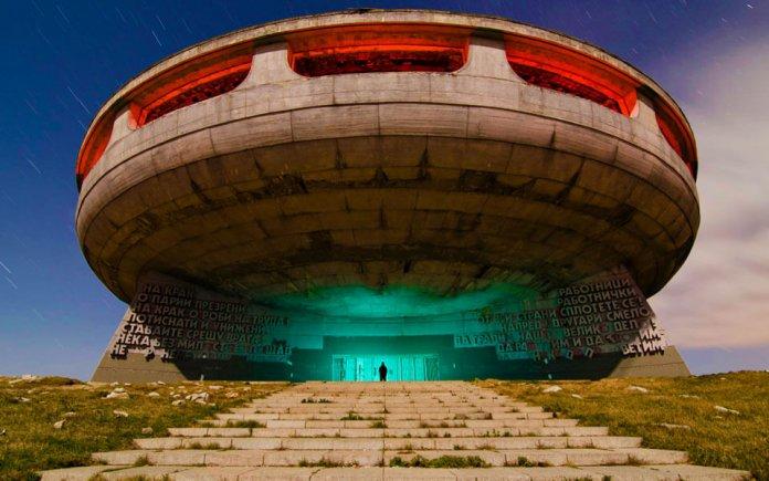 Заброшенные объекты СССР