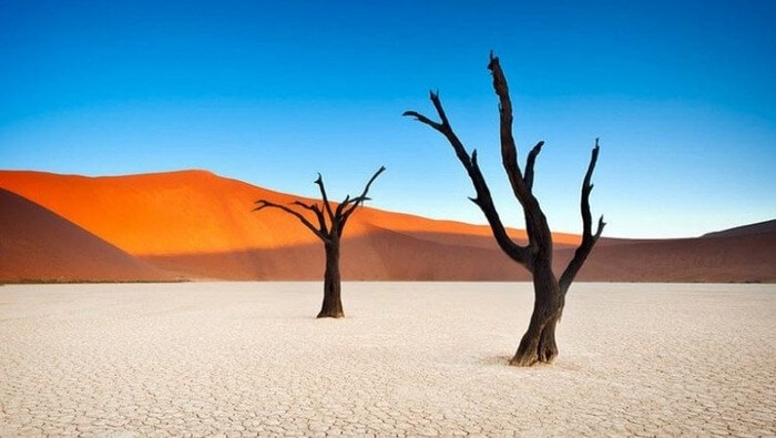 Мертвый Влей, Намибия