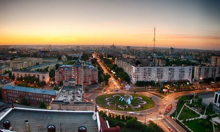 Оренбург 10 место в рейтинге по уровню жизни