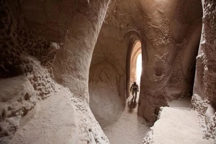 Пещеры Ра Полетта, Нью-Мексико