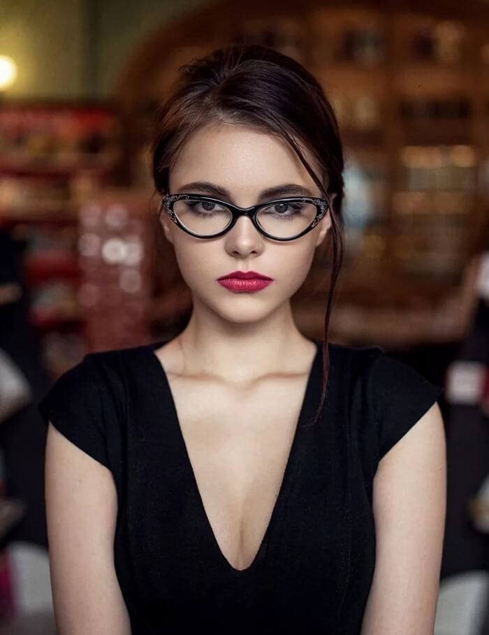 Октябрина Максимова – самая красивая девушка России
