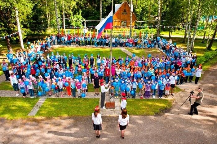 «Орленок» – детский оздоровительный лагерь