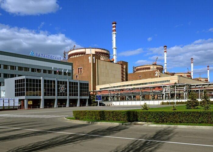 Балаковская АЭС самая крупная и мощная в России