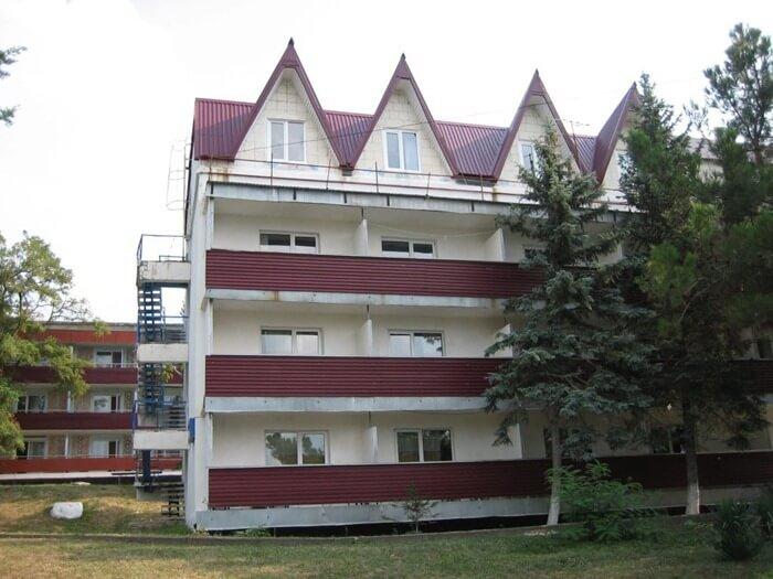ДСОЛ «Приморский»