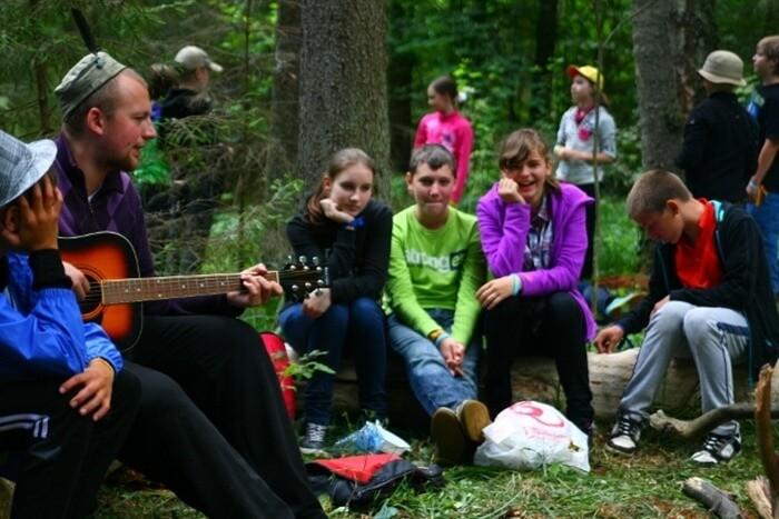 «Страна Оз» – детский лагерь