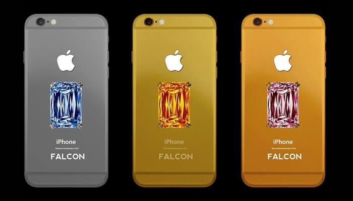 Falcon Supernova iPhone 6 – самый дорогой телефон в мире