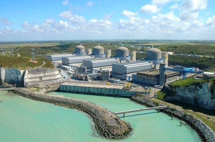 АЭС Палюэль (Франция)