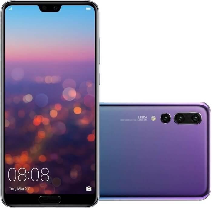 Huawei P20 Pro – смартфон с лучшей камерой 2018 года