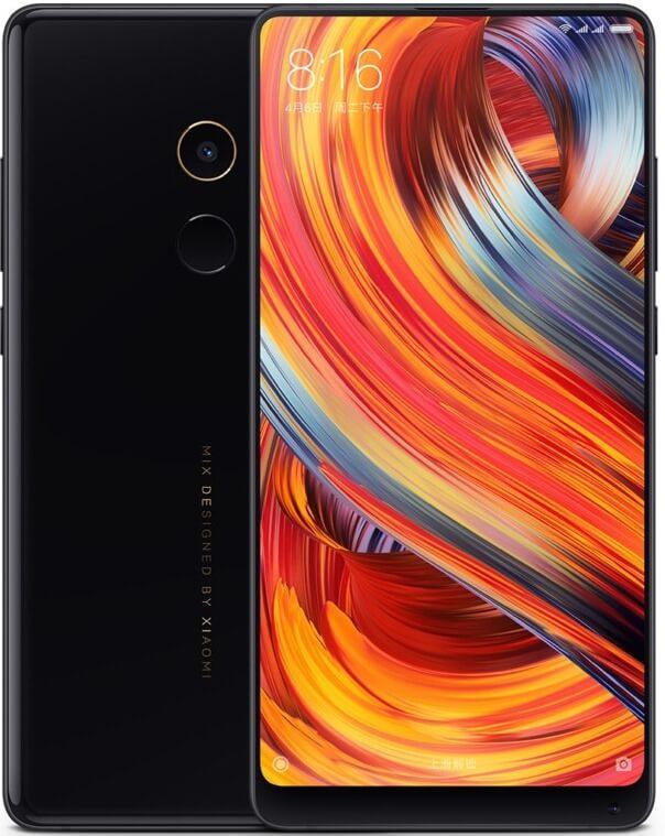 Безрамочный Xiaomi Mi Mix 2