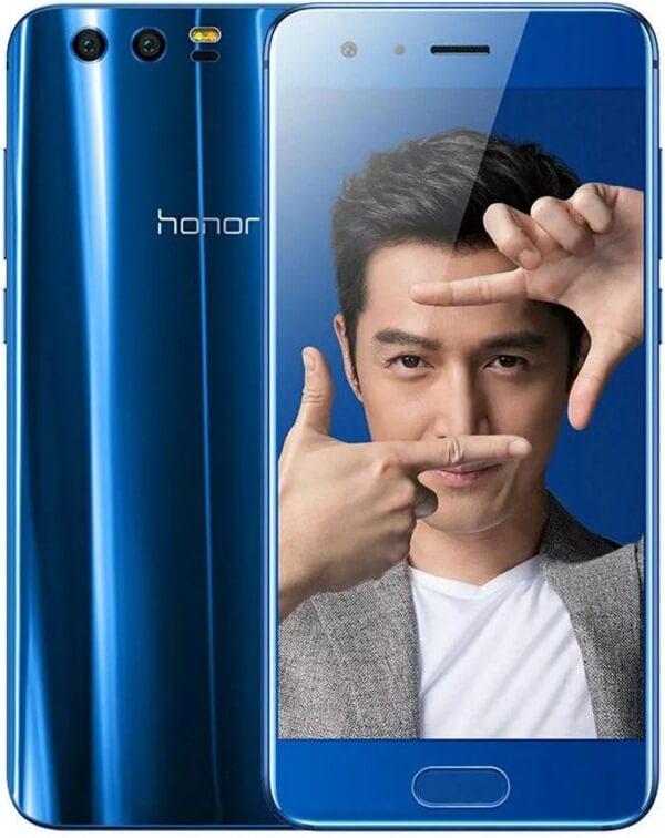 Honor 9 открывает рейтинг китайских смартфонов