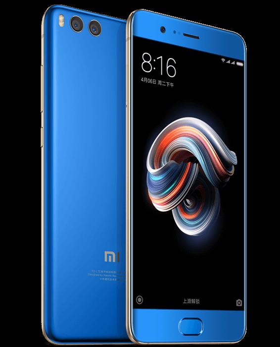 Xiaomi Mi Note 3 – смартфон с отличной камерой и мощной батареей