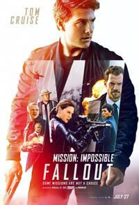 Миссия невыполнима: Последствия (2018)