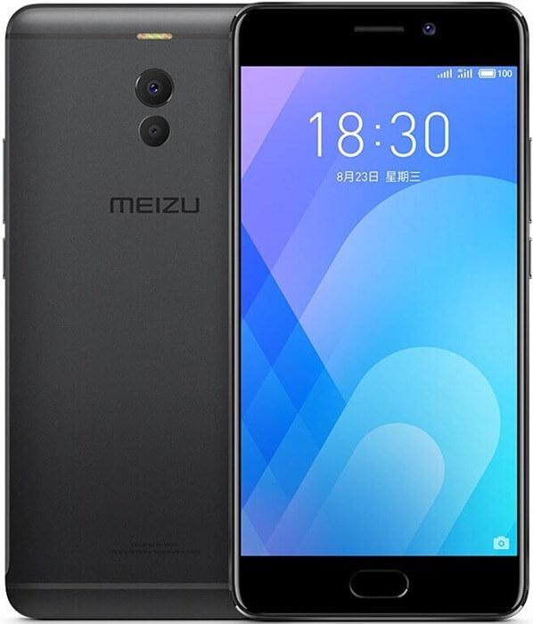 Meizu M6 Note открывает топ-5