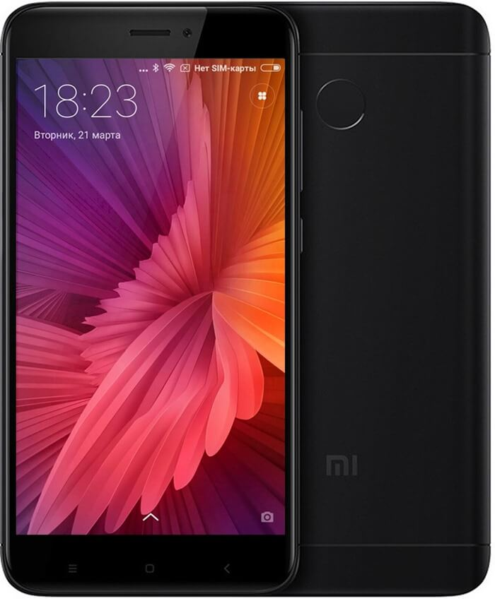 Xiaomi Redmi 4X – лучший китайский смартфон 2018 года