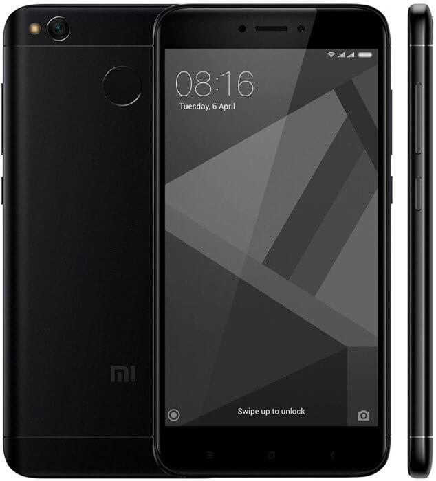 Xiaomi Redmi 4X – лучший смартфон 2018 года до 10 тысяч рублей