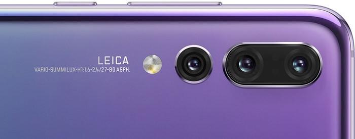 LEICA Vario-Summilux самая лучшая камера в смартфоне 2018