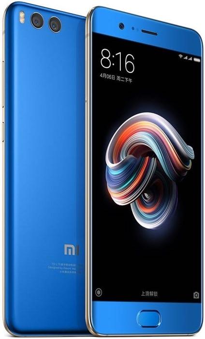 Xiaomi Mi Note 3 недорогой смартфон с топовой камерой и мощной батареей