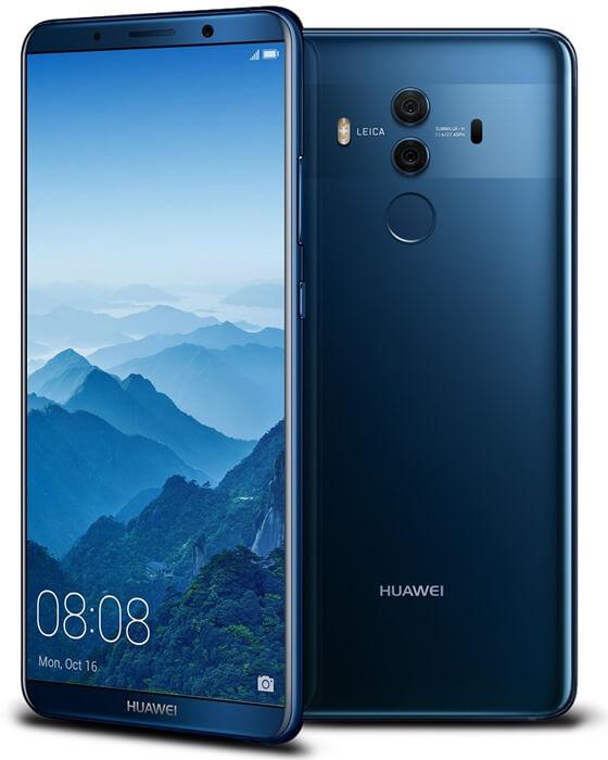 Huawei Mate 10 Pro – китайский телефон с хорошей камерой