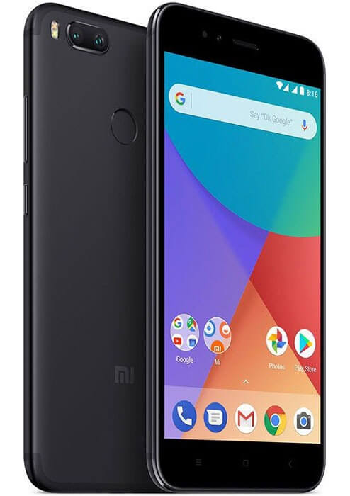 Xiaomi Mi A1 – лучший смартфон 2018 года стоимостью до 15000 рублей