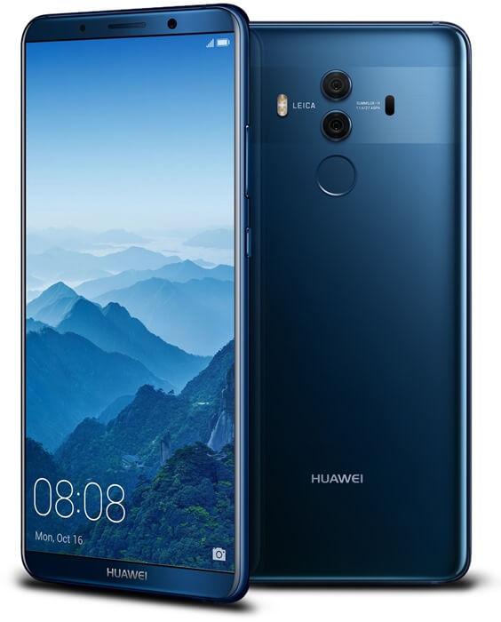 Huawei Mate 10 Pro смартфон с лучшей камерой и аккумулятором