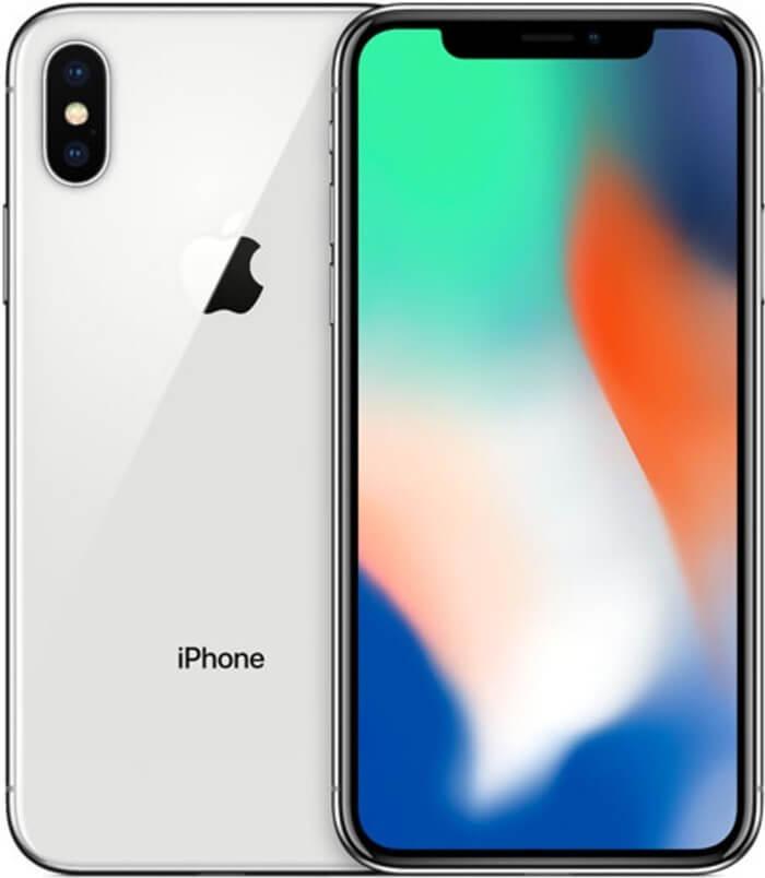 iPhone X флагман Apple