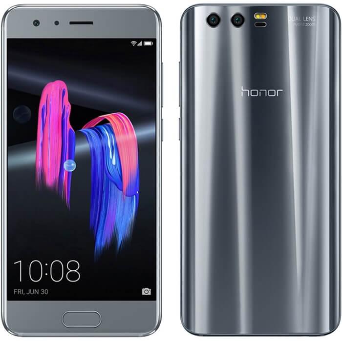 Honor 9 открывает рейтинг смартфонов 2018 года