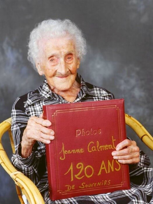 Жанна Кальман – самый старый житель планеты