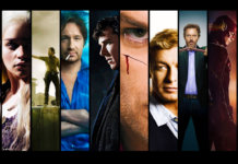 Популярные зарубежные сериалы
