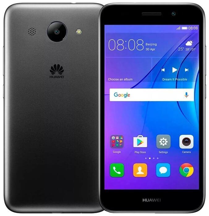 Huawei Y3 – лучший смартфон до 5000 рублей 2018 года