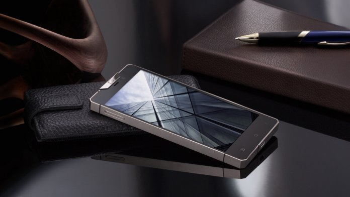 Luxury Smartphone