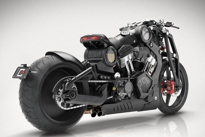 Neiman Marcus Limited Edition Fighter – самый дорогой мотоцикл в мире