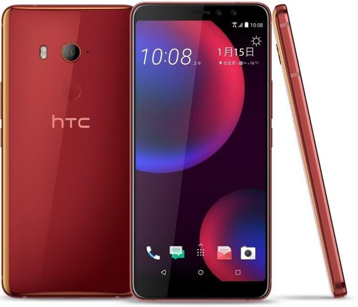 HTC U11 EYEs открывает рейтинг