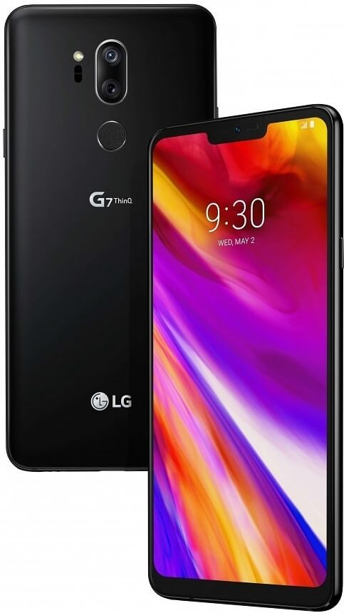 Флагман LG G7 ThinQ