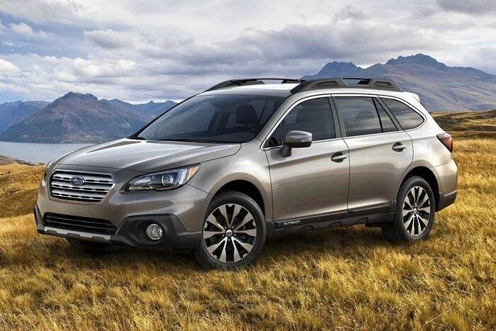 Subaru Outback – лучший автомобиль для путешествий в 2018 году