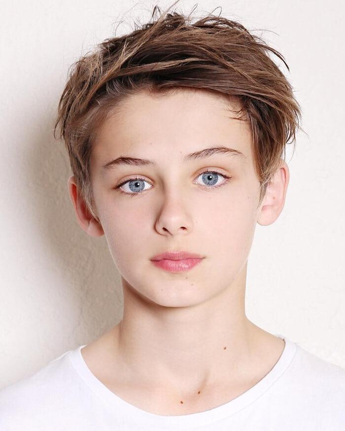 Самый красивый мальчик в мире William Franklyn-Miller