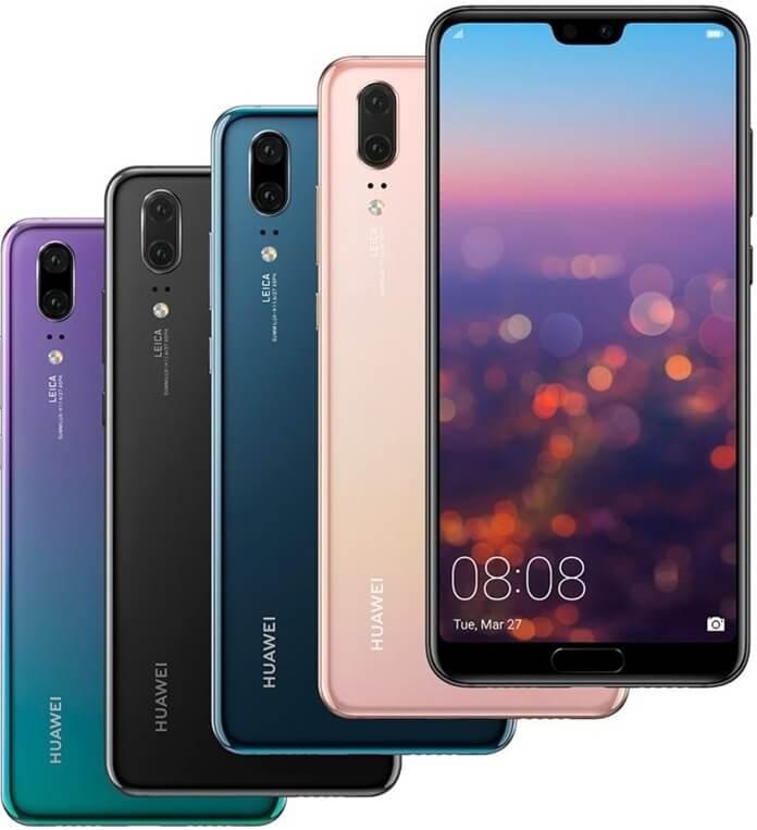 Huawei P20 Pro лучший камерофон 2018 года