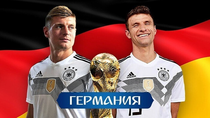 Лучшая сборная мира по футболу