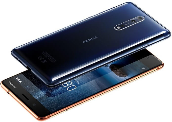 Nokia 8 новинка
