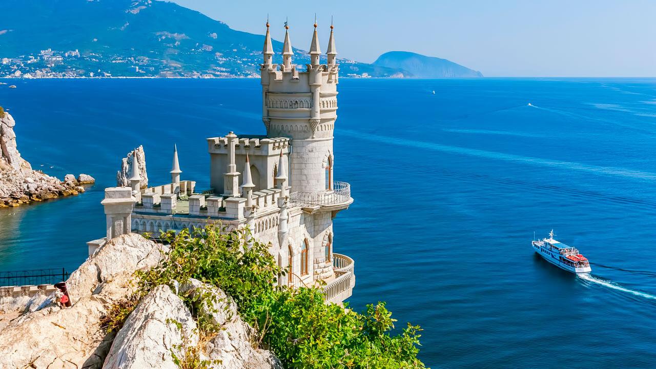 Природные достопримечательности Крыма