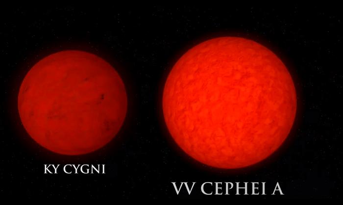 VV Цефея А