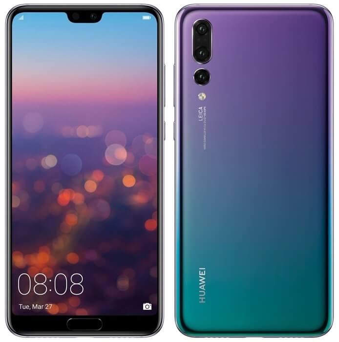 Huawei P20 Pro (CLT – L29)